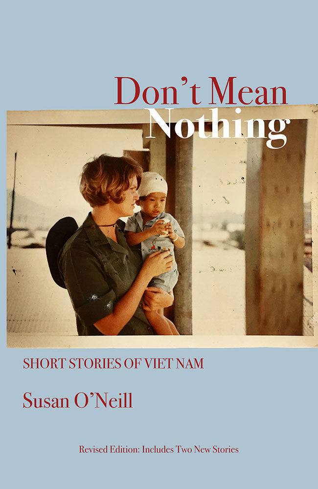 Susan O'Neill Don't mean Nothing, Serving House Books