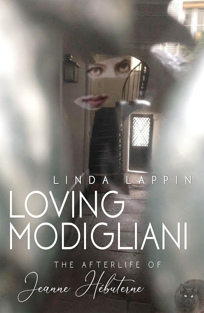 Loving Modigliani by Linda Lappin, published by Serving House Books