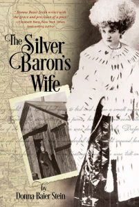 Donna Baier Stein The Silver Barons Wife