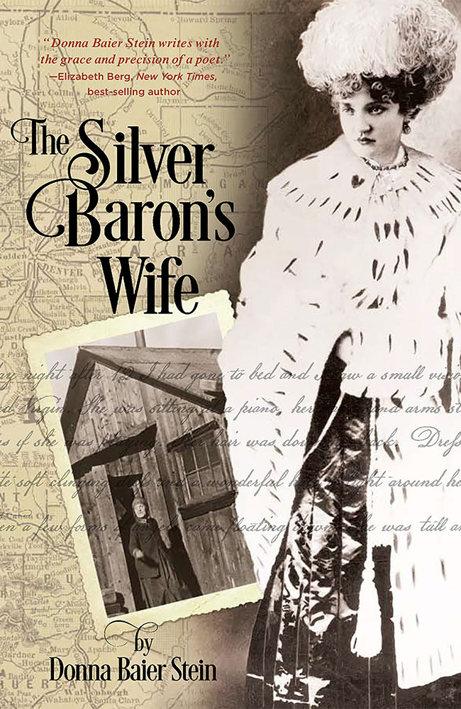 Donna Baier Stein, The Silver Baron's Wife