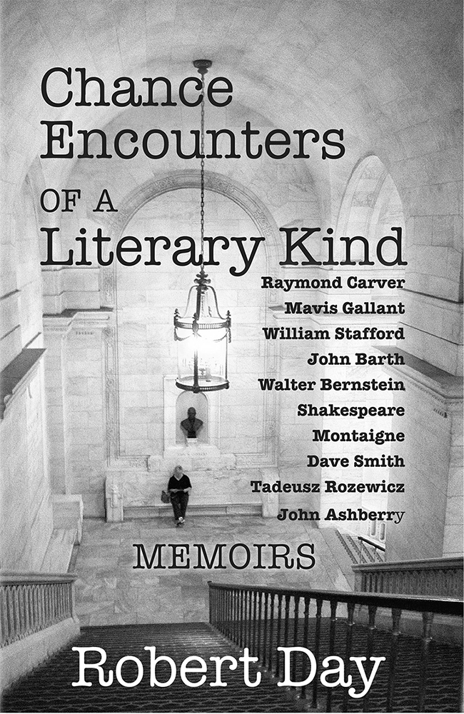 Chance Encounters of a Literary Kind